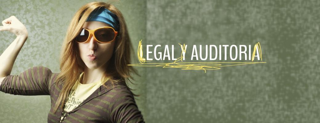 Legal y auditoría